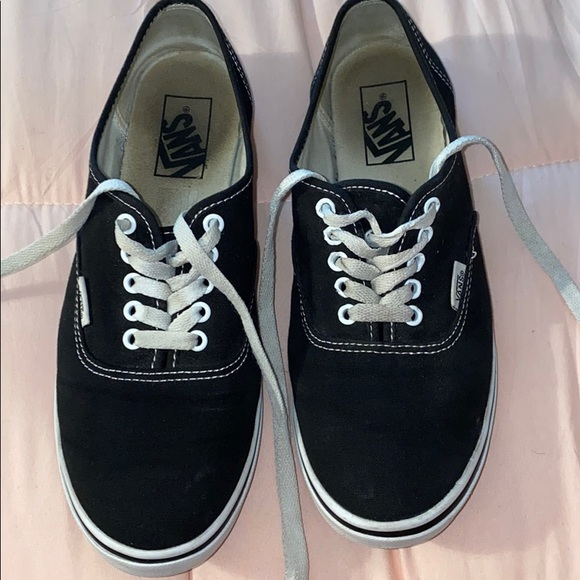 how to lace up vans shoes